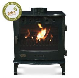 Carron 7.3kW SE Green Enamel