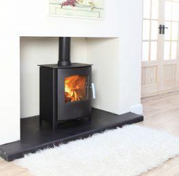 Mendip Churchill 6 SE Multifuel / Woodburning Stove