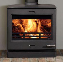 Yeoman CL8HB Multifuel / Woodburning Boiler Stove