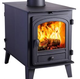 Parkray Consort 4 Double Sided Double Depth Stove