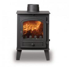 Consort 4 woodburning
