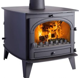 Parkray Consort 9 Double Sided Double Depth Stove