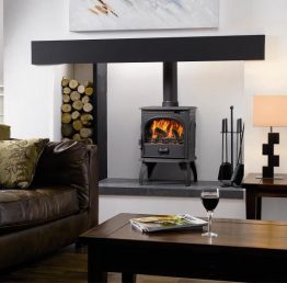 Dovre 250 Multifuel Stove