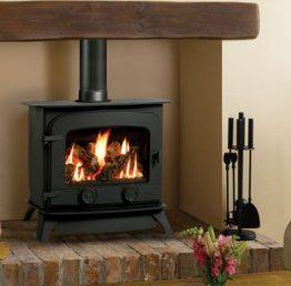 Yeoman Dartmoor Balanced Flue Gas Stove