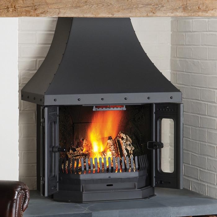 Dovre 2700 Multifuel Wood Burning Fireplace Leeds