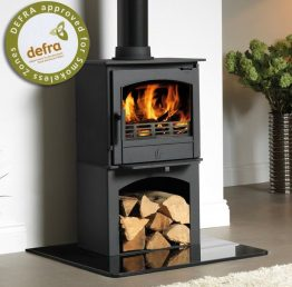 ACR Earlswood SE Log Store Multifuel Stove