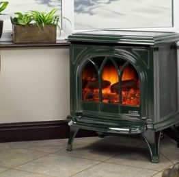 Gazco Huntingdon 30 Electric Stove
