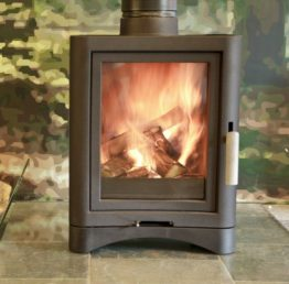 Broseley eVolution 5 Multifuel Stove