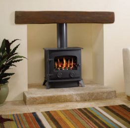 Yeoman Exe Balanced Flue Gas Stove