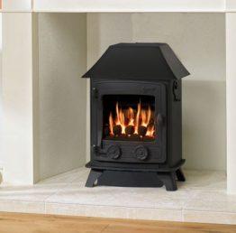 Yeoman Exmoor Balanced Flue Gas Stove