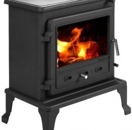 Gallery Collection Firefox 8 Multifuel / Woodburning Stove