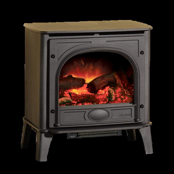 gazco stockton small electric stove