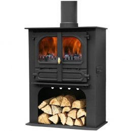 Dunsley Highlander 10 Log Store Multifuel Stove