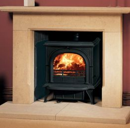 Stovax Huntingdon 30 Multifuel / Wood Burning Stove