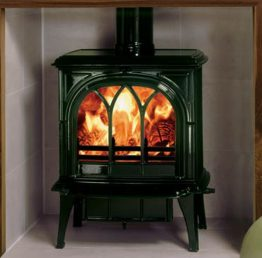 Stovax Huntingdon 35 Multifuel Wood Burning Stove