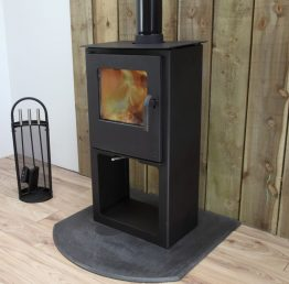 Mendip Loxton 6 SE Logstore Multifuel / Woodburning Stove