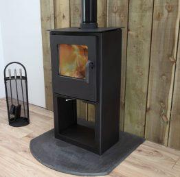 Mendip Loxton 8 SE Logstore Multifuel / Woodburning Stove