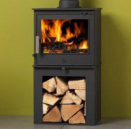 ACR Malvern SE Log Store Multifuel / Woodburning Stove