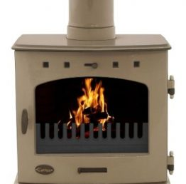 Carron 7.3kW SE Antique Enamel Multifuel / Wood-Burning Stove