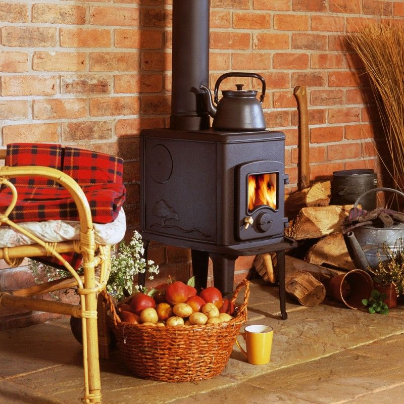 Nordpeis Orion Woodburning Stove Leeds Stove Centre