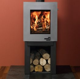Stovax Riva F40 Multifuel / Woodburning Cassette Stove