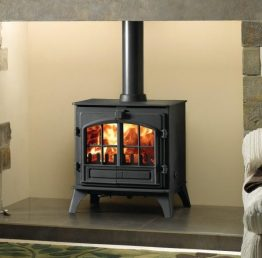 Stovax Riva Plus Medium Wood burning Stove