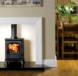 Stovax Riva Plus Small Woodburning Stove