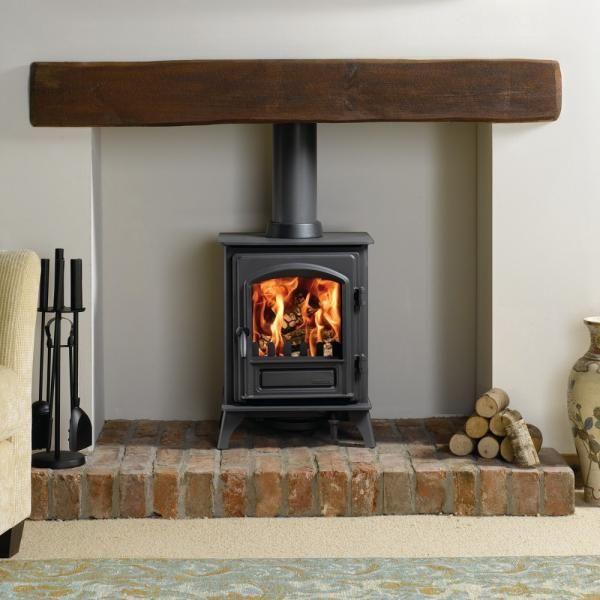 Stovax Riva Plus Small Woodburning Stove Leeds Stove Centre