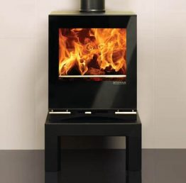 Stovax Vision Midi Wood Burning Eco Stove