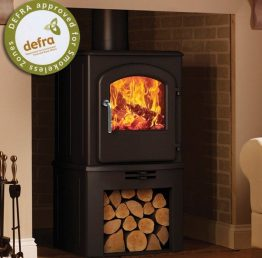 Broseley Serrano 5 SE Log Store Multifuel / Wood Burning Stove