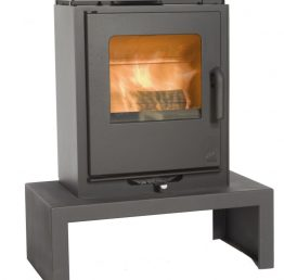 Mendip Sqabox Uno SE Multifuel / Woodburning Stove