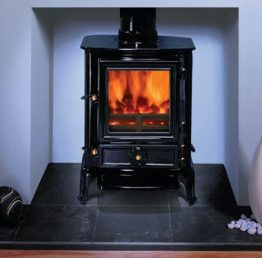 Stovax Brunel 1A Multifuel / Wood Burning Stove