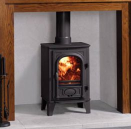 Stovax Stockton 4 Multifuel Wood Burning Stove