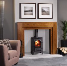 Stockton 4 Wood Burning Stove