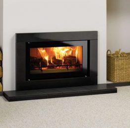Stovax Riva Studio Sorrento Wood Burning Cassette Fire