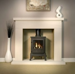 Gallery collection firefox 5 multi fuel stove evesham fireplace package