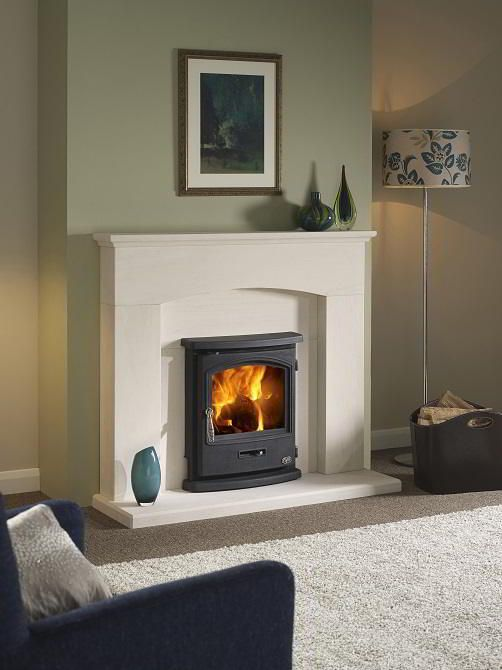 Gallery Collection Tiger Inset Multi Fuel Leeds Stove Centre
