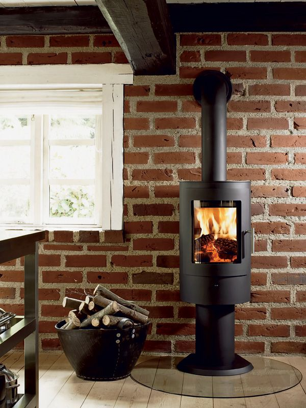 Westfire Uniq 21 SE Wood Burning Stove