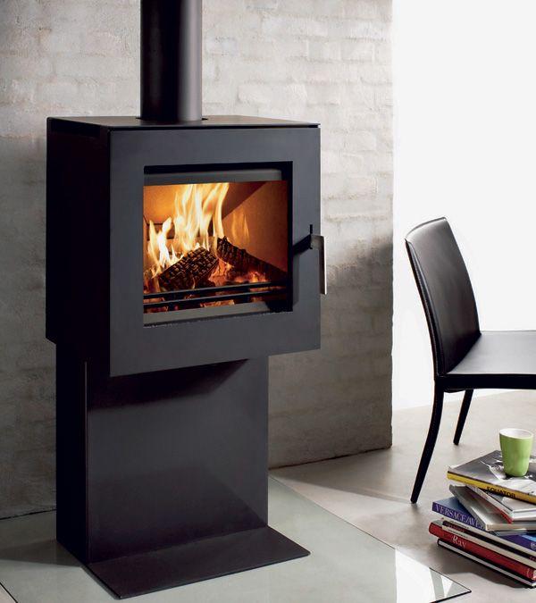 Westfire Uniq 23 SE Woodburning Stove