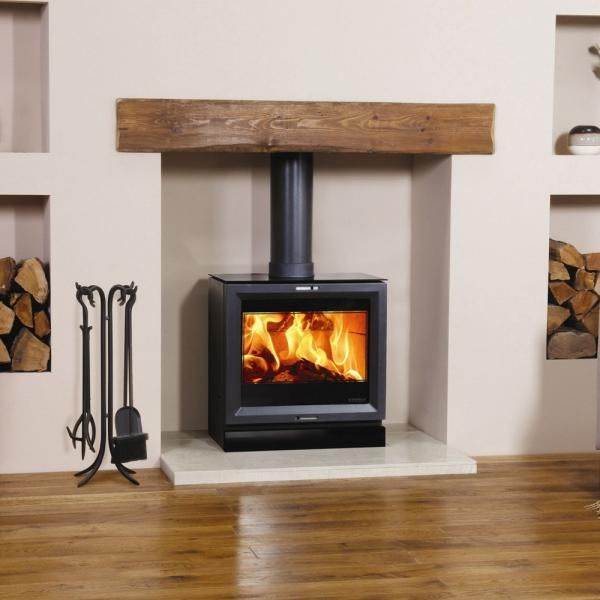 Stovax view 8 multifuel stove leeds stove centre Living room ideas with stoves