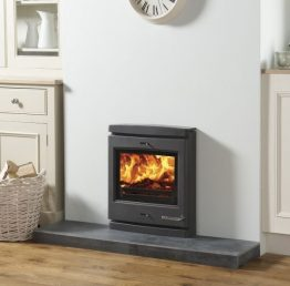 Yeoman CL7 Multi-fuel Inset Fire