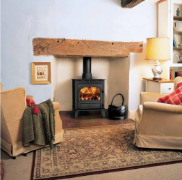 Parkway Consort 5 Woodburning Stove Leeds Stove Centre