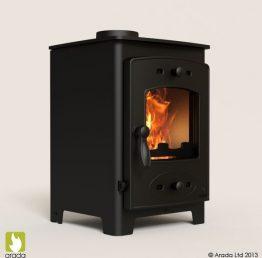 Aarrow Acorn View 4 Multi-fuel / Wood-burning Stove