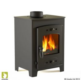 Aarrow Acorn View 5 Multifuel / Wood-burning Stove