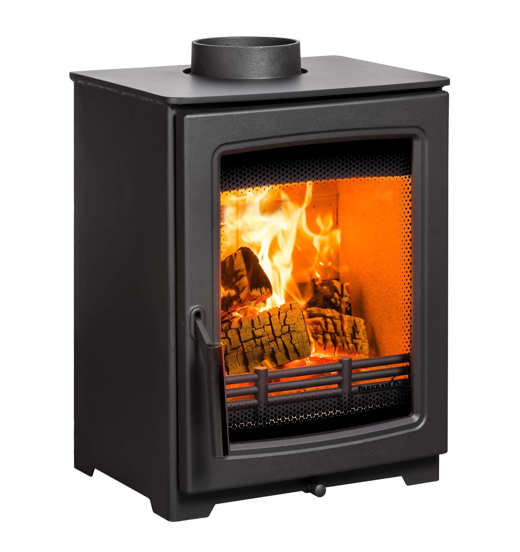 Parkray Aspect 4 Compact Wood Burning Stove Leeds Stove
