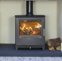 Mendip Woodland SE Multifuel / Woodburning Stove