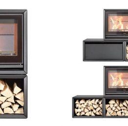 Contura 330G Woodburning Stove
