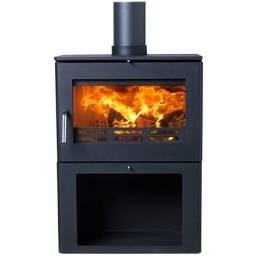 Cast Tec Briton 5 Woodburning Stove