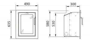 Contura i4 FS Classic Spec
