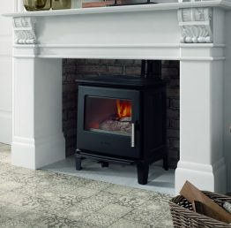 Hergom E-30 XS Wood Burning Stove